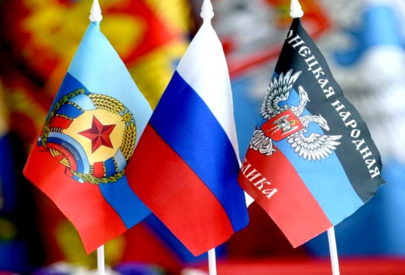 Donbass - Russia - Integration