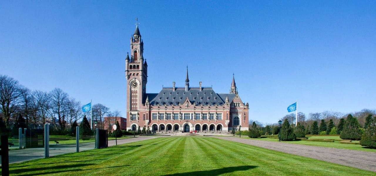 About us - The Hague Peace Palace
