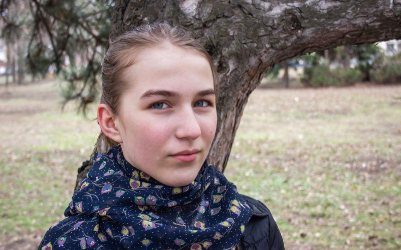 Faina Savenkova – Children should not die because of conflict between adults
